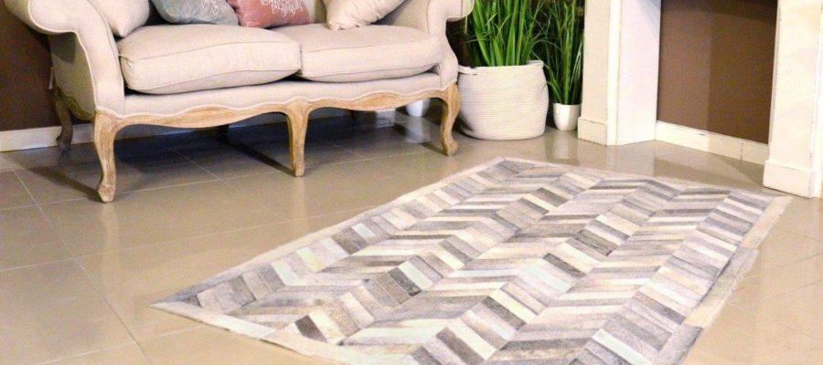 Skórzane dywany do ekskluzywnych wnętrz